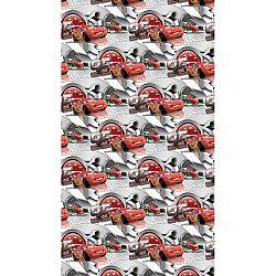 AG ART Detský záves Cars, 140 x 245 cm