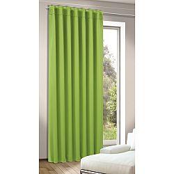 Albani Zatemňovací záves Tina zelená, 245 x 140 cm