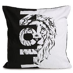 Altom Obliečka na vankúš Lion, 40 x 40 cm