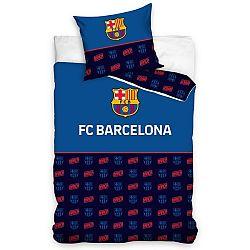 Bavlnené obliečky FC Barcelona Forever, 140 x 200 cm, 70 x 90 cm