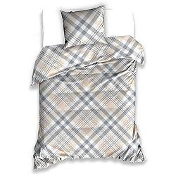 BedTex Bavlnené obliečky Berry béžová, 140 x 200 cm, 70 x 90 cm