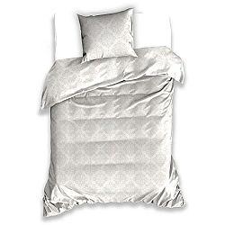 BedTex Bavlnené obliečky Ornaments béžová, 140 x 200 cm, 70 x 90 cm