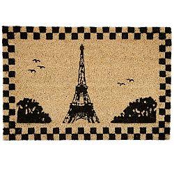 BO-MA Kokosová rohožka Eiffelovka, 40 x 60 cm