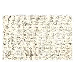 Bo-ma Kúpeľňová predložka Ella micro biela, 50 x 80 cm