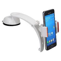 Compass Držiak telefónu / GPS na prísavku Multi, biela