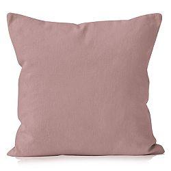 Domarex Obliečka na vankúš Smart Velvet ružová, 40 x 40 cm