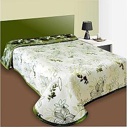 Forbyt Prehoz na posteľ Lisbon zelený