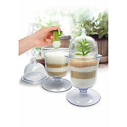 Gadgets Designová cukornička s kaktusovou lyžičkou DD418