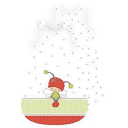 Herding Detský spací vak Lara Ladybug, 45 x 70 cm