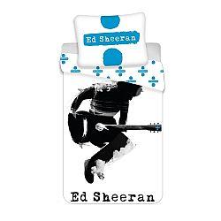Jerry Fabrics Bavlnené obliečky Ed Sheeran, 140 x 200 cm, 70 x 90 cm