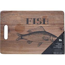 Koopman Krájacia doštička na rybu, 36 x 24 x 1,5 cm