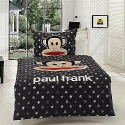 Matějovský Bavlnené obliečky Paul Frank Star, 140 x 200 cm, 70 x 90 cm