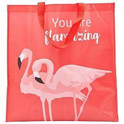 Nákupná Taška Flamingo Couple
