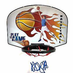 Pilsan Basketbalová doska s terčom biela, 55 x 44 cm