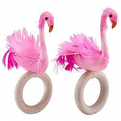 Prsteň Na Servítky Flamingo