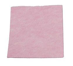 Rýchloutierka 32 x 38 cm, 5 ks, ružová
