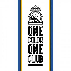 TipTrade Osuška Real Madrid One Color One Club, 70 x 140 cm