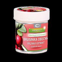 Topvet Bylinný extrakt Brusinka, 60 toboliek