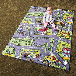 Vopi Detský koberec City life