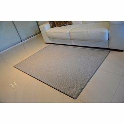 Vopi Kusový koberec Nature sivá, 120 x 170 cm