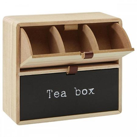 Box Na Čaj Mason