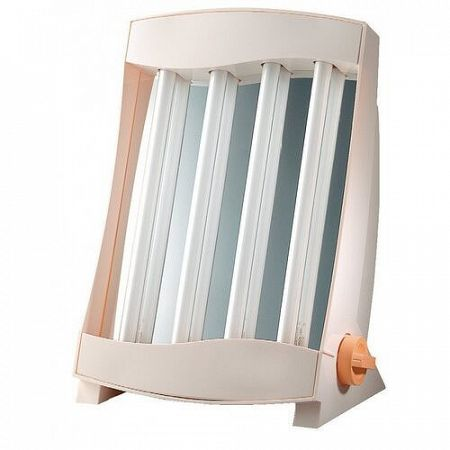 EFBE-SCHOTT GB 834 Tvárové solárium s 4 UV-trubicemi PHILIPS, 75W