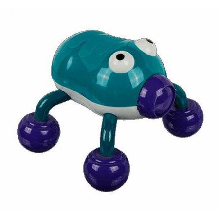 Modom Masážna vibračná pomôcka Chrobák, modrá, BI 41