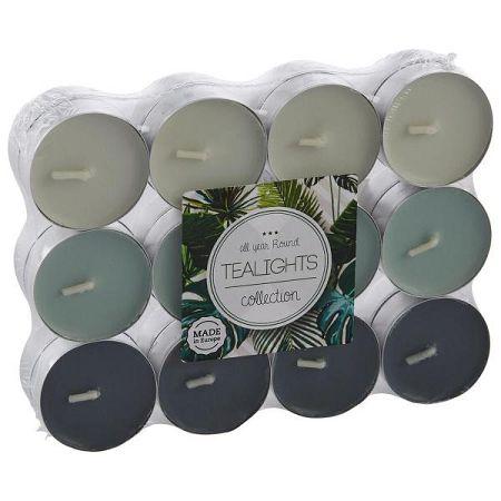 Teelicht Fragranced Verschiedene Farben
