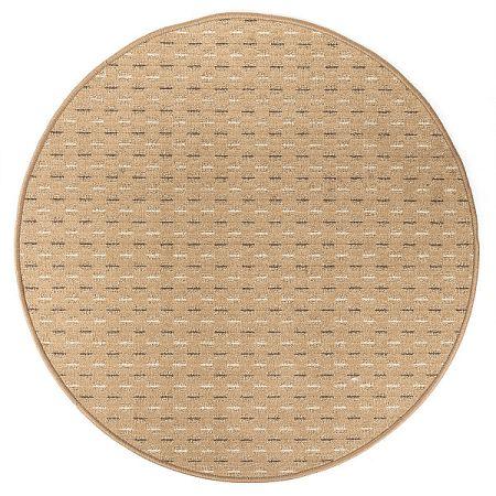 Vopi Kusový koberec Valencia béžová, 120 cm